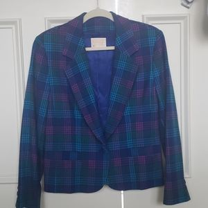 Women's Pendleton Wool Blazer